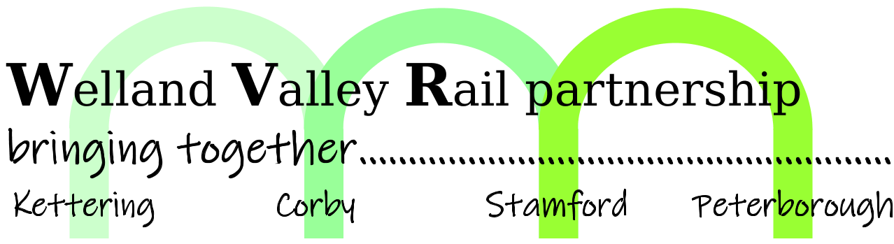 Welland Valley Rail Partnership logo
